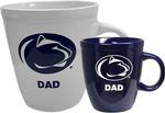 Penn State 20 Oz. Dad Mocha Mug