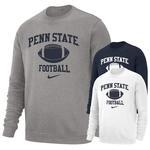 Penn State Nike Retro Football Crew Sweatshirt