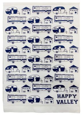 Coast and Cotton - Penn State Camper Hand Towel