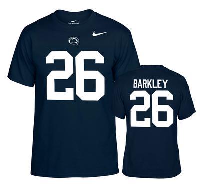 NIKE - Penn State Nike Saquon Barkley #26 T-shirt