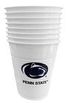 Penn State 8-ct 16 oz.Cups WHITE
