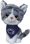 Penn State Plush Tabby Glitter Cat