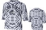 Penn State Nike Women's Cropped Festival Shirt WHITE