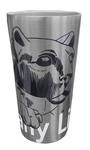 Penn State 16 Oz. Stainless Steel Pint Cup