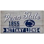 Penn State Wooden Plank 11