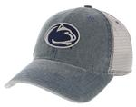 Penn State Blue Steel Trucker Hat