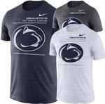 Penn State Nike Men's Velocity SIdeline T-shirt