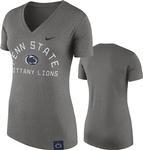 Penn State Nike Women's Slub V-neck T-shirt