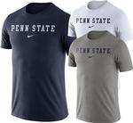 Penn State Nike Men's Wordmark T-shirt