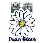 Penn State Rugged Daisy Sticker