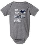Penn State Eat Nap Football Creeper GRAN