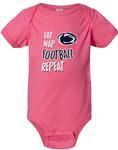 Penn State Eat Nap Football Creeper VHP