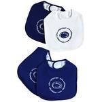 Penn State Infant 2-pack Bib