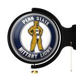 Penn State Mascot Round Rotating Wall Light