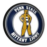 Penn State Mascot Round Slimline Wall Light
