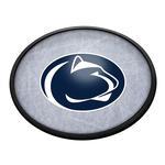 Penn State Ice Rink Oval Slimline Wall Light