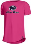 Penn State Under Armour Girl's T-shirt