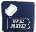 Penn State We Are Coaster and Bottle Opener