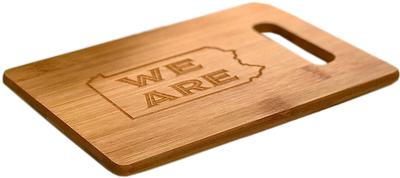 Rock Lion - Penn State We Are Cutting Board
