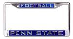 Penn State Football License Plate Cover