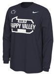 Penn State Nike Men's 2021 Mantra Long Sleeve T-Shirt
