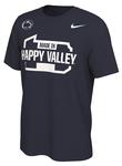 Penn State Nike Men's 2021 Mantra Short Sleeve T-Shirt
