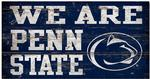 Penn State We Are Wooden 11