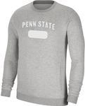 Penn State Nike Men's Club Fleece Crewneck Sweatshirt
