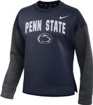 Penn State Nike Women's Dolman Crewneck Sweater