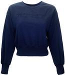 Penn State Women's Raised Embroidered Crew Sweatshirt