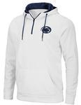 Penn State Colosseum Men's Woo Half-zip Hooded Sweatshirt