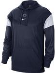 Penn State Nike Men's Sideline Jersey Hooded Sweatshirt