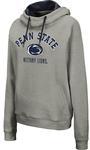 Penn State Colosseum Women's Studio Hooded Sweatshirt