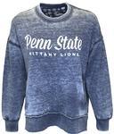 Penn State Women's Vintage Distressed Aleena Crewneck Sweater