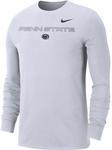 Penn State Nike Men's Team Issue Long Sleeve Shirt