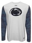 Penn State Under Armour Men's Gameday Fade Long Sleeve Shirt