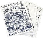 Penn State Julia Gash 10 Pack Note Cards