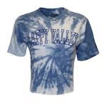 Happy Valley Women's Tie Dye Cropped T-shirt