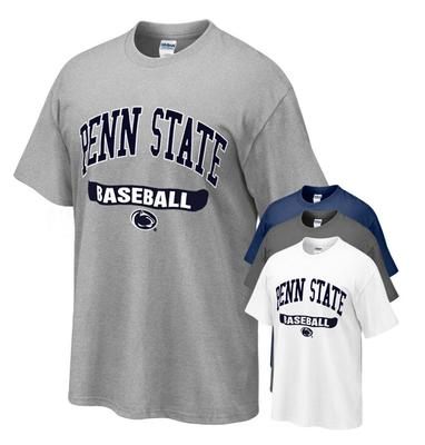 The Family Clothesline - Penn State T-shirt with Baseball Oval Print