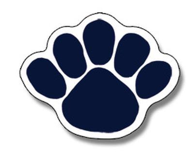 SDS Design - Penn State Teenie Paw Magnet