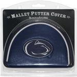 Penn State Golf Logo Mallet Putter Cover