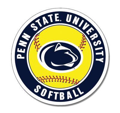 SDS Design - Penn State University Softball Magnet