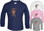 Penn State Toddler Long Sleeve Tshirt