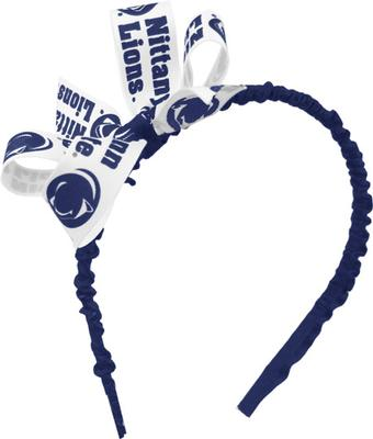 Divine Creations - Penn State Headband with Bow