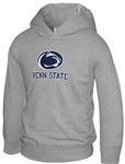 Penn State Toddler Logo Block Hood Sweatshirt HTHR