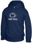 Penn State Toddler Logo Block Hood Sweatshirt NAVY
