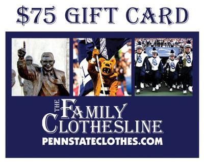 Gift Card - $75 Gift Card