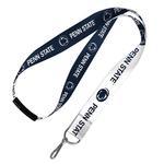 Penn State Logo Safety Breakaway Lanyard NAVYWHITE