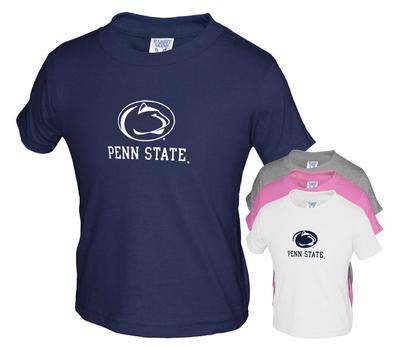 The Family Clothesline - Penn State Infant Logo Block T-shirt