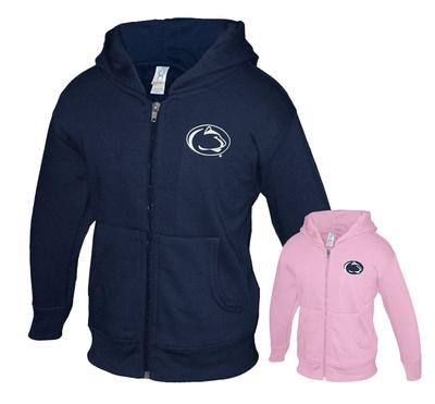 The Family Clothesline - Penn State Infant Logo Only Hood